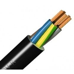 CABLE SUMERGIBLE 4 x 14 AWG